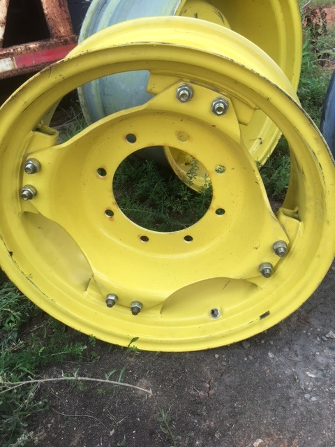 12 4x24 Tractor Tires : New rims b and r trading co